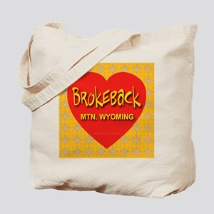 Brokeback Mtn. Wyoming Tote Bag