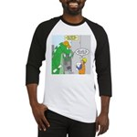 Monster Jobs Baseball Tee