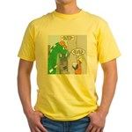 Monster Jobs Yellow T-Shirt