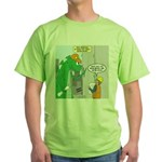 Monster Jobs Green T-Shirt