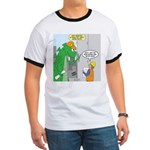 Monster Jobs Ringer T