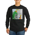 Monster Jobs Long Sleeve Dark T-Shirt