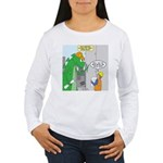 Monster Jobs Women's Long Sleeve T-Shirt