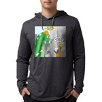 Monster Jobs Mens Hooded Shirt