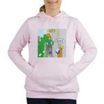 Monster Jobs Women's Hooded Sweatshirt