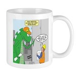Monster Jobs 11 oz Ceramic Mug