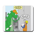 Monster Jobs Mousepad