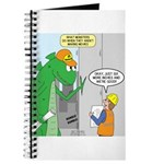 Monster Jobs Journal