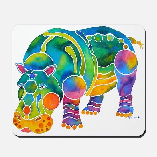 Most Popular HIPPO Mousepad
