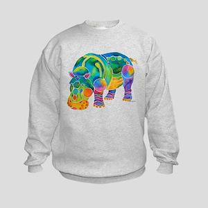 Most Popular HIPPO Kids Sweatshirt