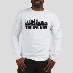 Tampa Bay Skyline Long Sleeve T-Shirt