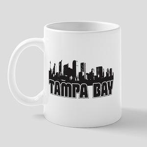 Tampa Bay Skyline Mug