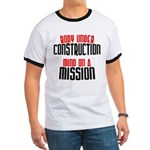 Body under construction... Ringer T