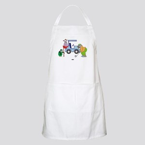 Playing Golf Apron
