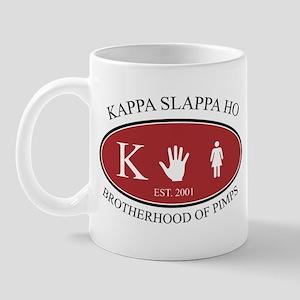 Kappa Slappa Ho Mug