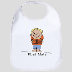 First Mate Boy 1 Bib
