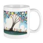 Magical Reading Tree Mug