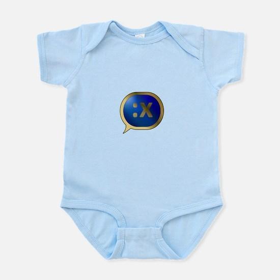BlueCrush Gold - :x Infant Bodysuit
