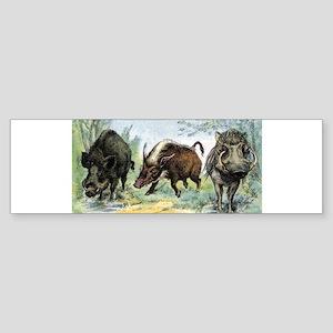Gil Warzecha - Sticker (Bumper)