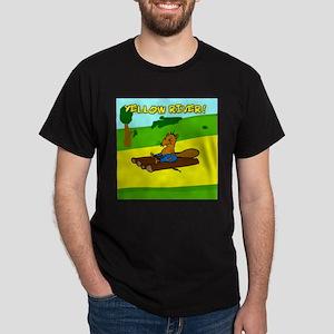 Yellow River! Dark T-Shirt
