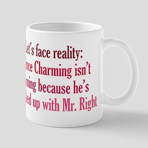 Prince Charming & Mr. Right Mug
