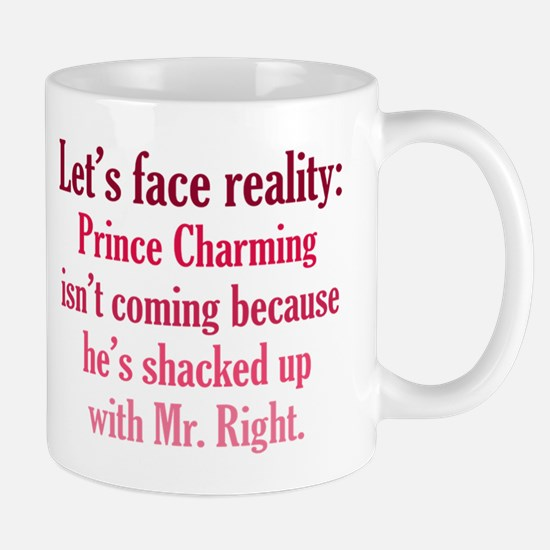 Prince Charming & Mr. Right Mug