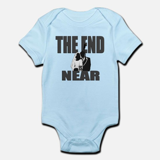 The End is Near Infant Bodysuit