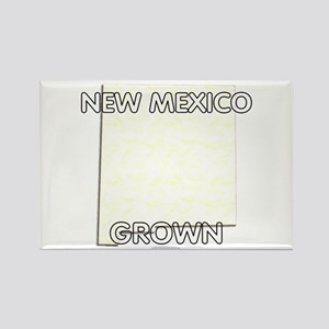 New Mexico grown Rectangle Magnet