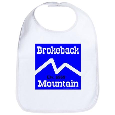 Brokeback Mountain Elv. 6969 Bib