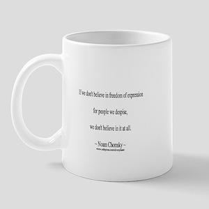 Noam Chomsky  Mug