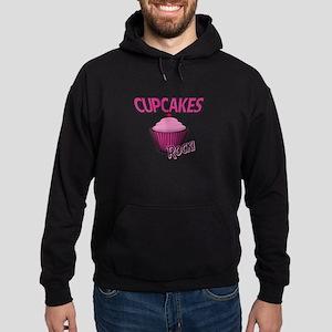 Cupcakes Hoodie (dark)