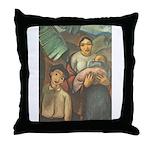 Gujiros Throw Pillow