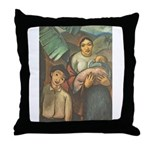 Gujiros Throw Pillow