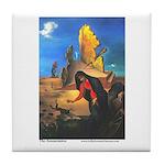 Tile Coaster - The Annunciation