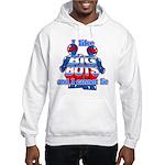 I Like Big Bots Hooded Sweatshirt