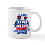 I Like Big Bots Mug