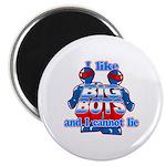 I Like Big Bots Magnet