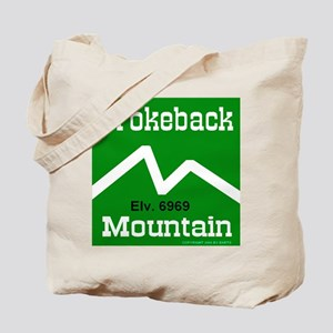 Brokeback Mountain Elv. 6969 Tote Bag