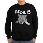 April 15 Sweatshirt (dark)