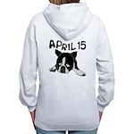 April 15 Women's Zip Hoodie