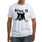 April 15 Fitted T-Shirt