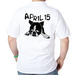 April 15 Golf Shirt