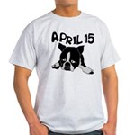 April 15 Light T-Shirt
