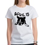 April 15 Women's T-Shirt