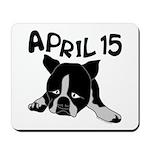 April 15 Mousepad