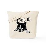 April 15 Tote Bag