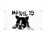 April 15 Banner