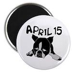 April 15 Magnet
