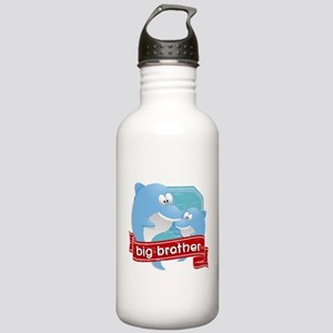 Big Brother Dolphin Stainless Water Bottle 1.0L