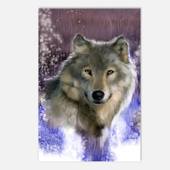 Wolf Still Life Postcards (Package of 8)